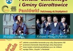 XIX Dożynki Powiatu Gliwickiego i Gminy Gierałtowice