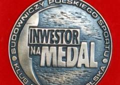 Inwestor na medal