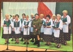 Koło Gospodyń Wiejskich w Kleśniskach