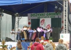 Dożynki gminne w Bełsznicy