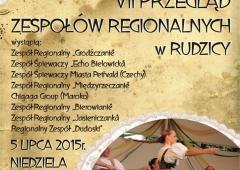 VII Przegląd Zespołów Regionalnych w Rudzicy