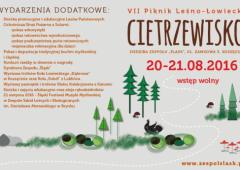 """Piknik Leśno- Łowiecki """" Cietrzewisko"""" w Koszęcinie"""