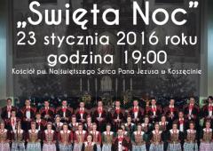 """Koncert Zespołu """"Śląsk"""" dedykowany Ś.P. Grzegorzowi Ziaja"""