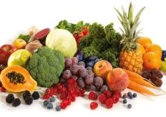 Warzywa i owoce w żywieniu rodziny