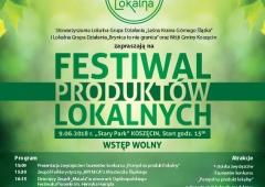 Festiwal Produktów Lokalnych