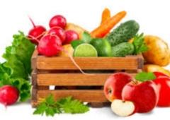 Jedz kolorowo - zdrowy koszyk