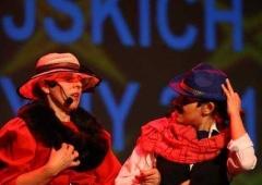 Gwara śląska na wesoło w Teatrze Ziemi Rybnickiej
