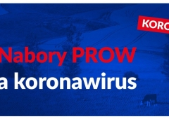 Nabory PROW a koronawirus
