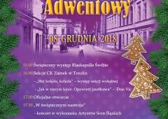 Toszecki Jarmark Adwentowy 08 grudnia 2018