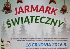 Jarmark  Świąteczny w Brennej