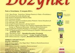 Powiatowo - Gminne Dożynki w Świerklańcu
