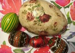Zachowaj dziedzictwo - cz.2 – Wielkanocna pisanka, kraszanka czy kroszonka….