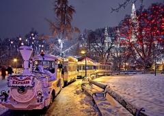 Wyjazd seminaryjny na Jarmark Bożonarodzeniowy do Wiednia