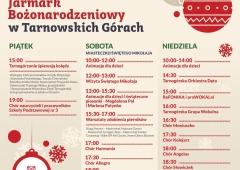 Jarmark Bożonarodzeniowy w Tarnowskich Górach