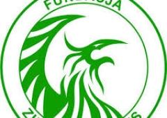 Statuetka  Zielonego Feniksa dla Wójta Gminy Olsztyn