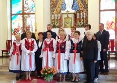 Jubileusz 40-lecia Koła Gospodyń Wiejskich w Kocierzu Moszczanickim